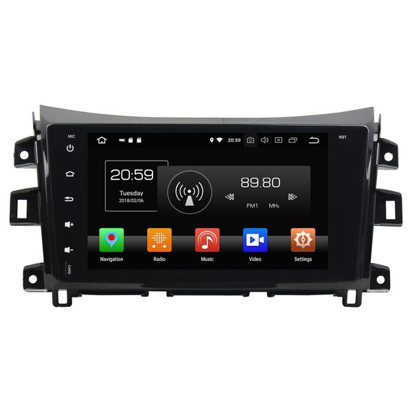 car stereo for NAVARA 2016