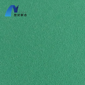 Colourful Water-based runway top coat   Courts Sports Surface Flooring Athletic Running Track