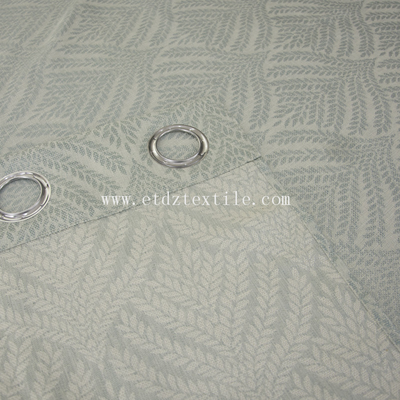 2016 hot linen like curtain