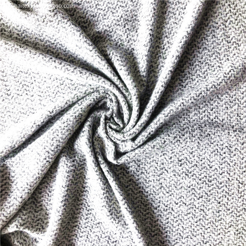 Competitive Price Direct Manufacturer Brush Printed Knit French Terry Fabric