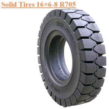Industrial Forklift Solid Tire 16×6-8 R705