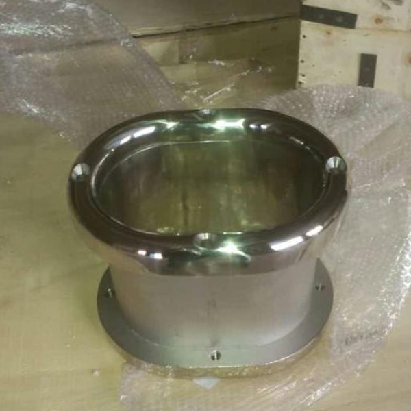 AISI 316 stainless steel investment casting marine anchor
