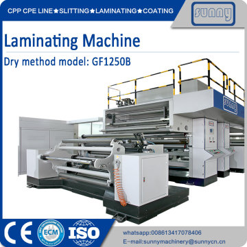 Paper laminating machine SUNNY MACHINERY