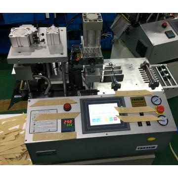 Automatic Hole Puncher Angle Webbing Cutting Machine
