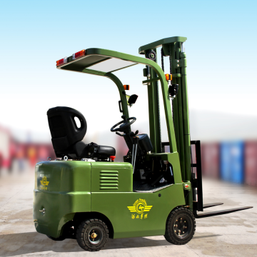 THOR 0.75 mini electric forklift 750kg lifting capacity
