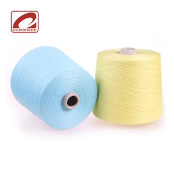 Consinee prime factory cotton silk cashmere yarn knitting