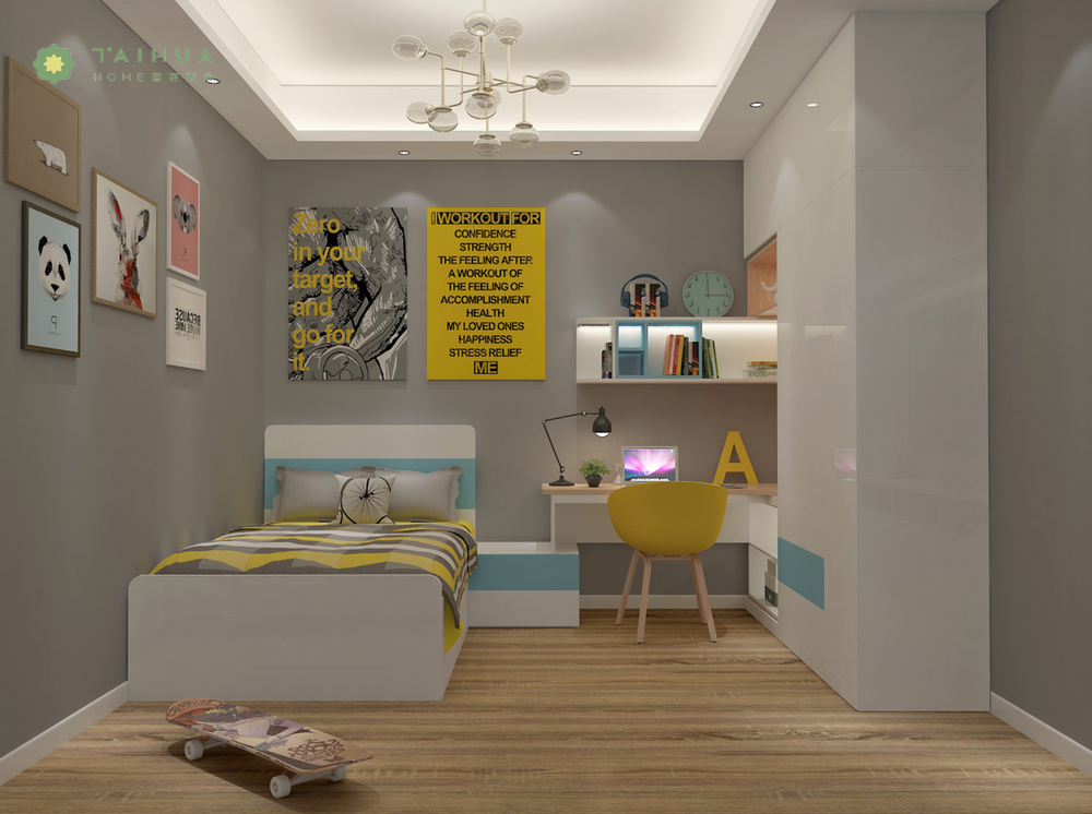 Customized Kid's Room