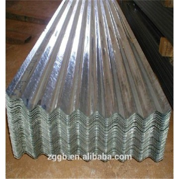 galvanized zinc roofing sheet