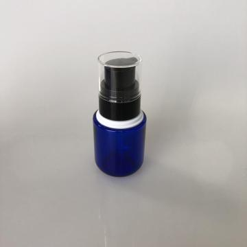round PET bottle with collar 50ml
