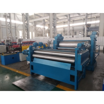 Metal Plate Embossing Machine