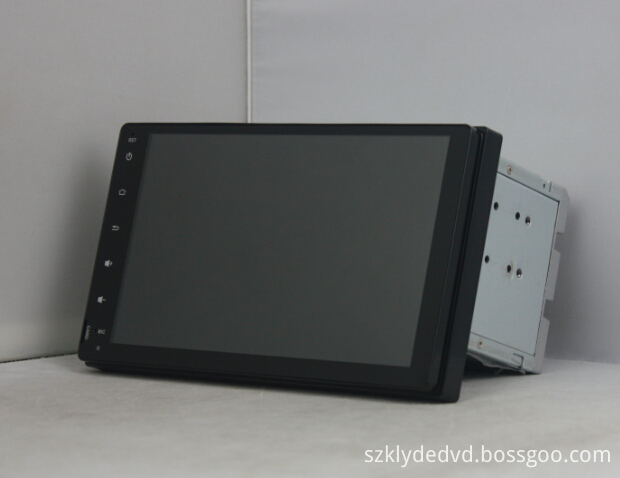 Toyota Fortuner Car DVD Android 7.1 Systems