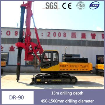 dr - 90u钻机打桩机钻孔深度15m