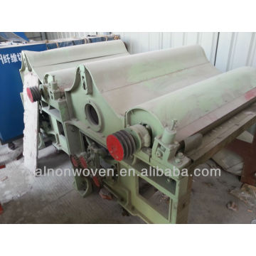 recycling machine for waste fabric product line