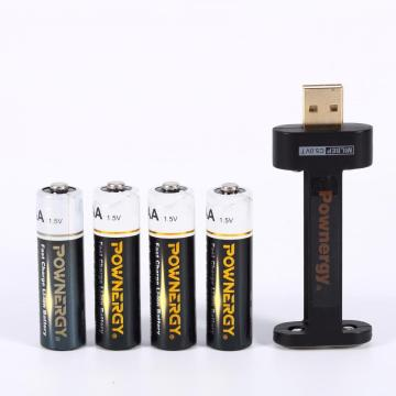 AA Rechargeable Battery Charger