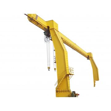 16Ton Single Beam Electric Gantry Crane Price Sale