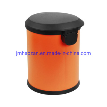 Simple Design Stainless Steel Wastebin, Dustbin