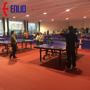 Ping Pang Courts Mat Competition Table Tennis Floor