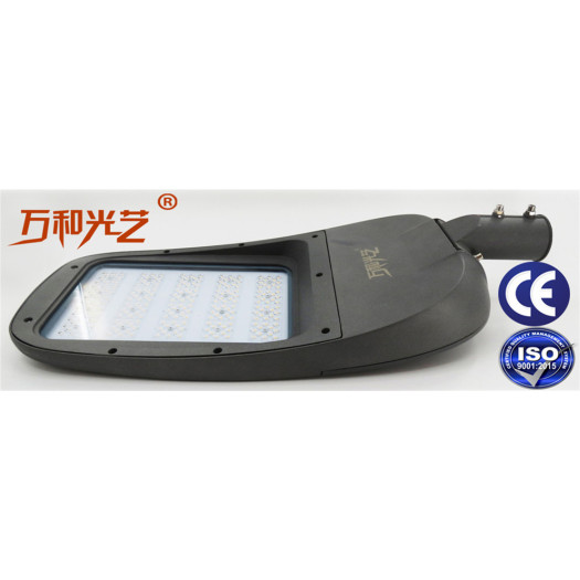 CCT Adjustable LED Street Light Shield