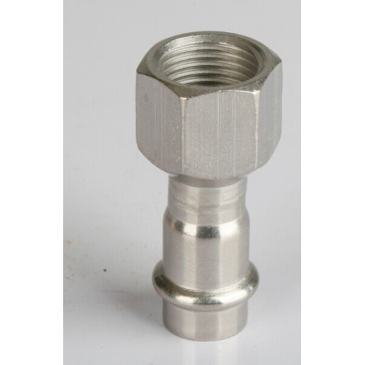 Female Coupling Stainless Steel Pipe Fitting