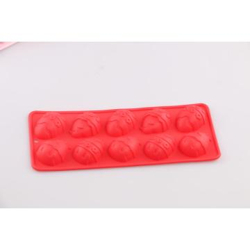 Silicone cake baking mold for Christmas