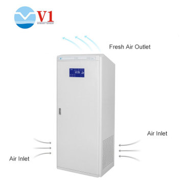 Uv sterilizers cabinet ionizer air purifiers hepa filter