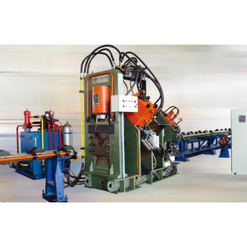 Power Transmission Tower Upright Angle Drilling Machine