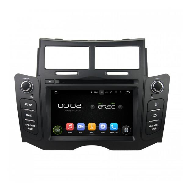 TOYOTA 6.2 inch Car Multimedia Gps Systems For YARIS