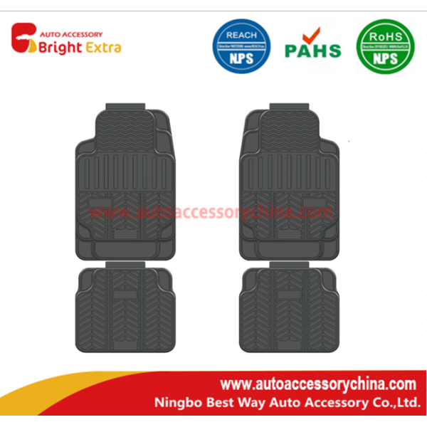 Rubber All Weather Floor Mats