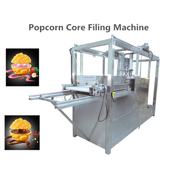 Coating machine for popcorn with new technology