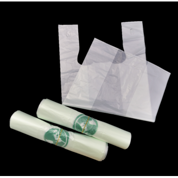 100% BIodegradable PLA Environmentally Bioplastic Bags
