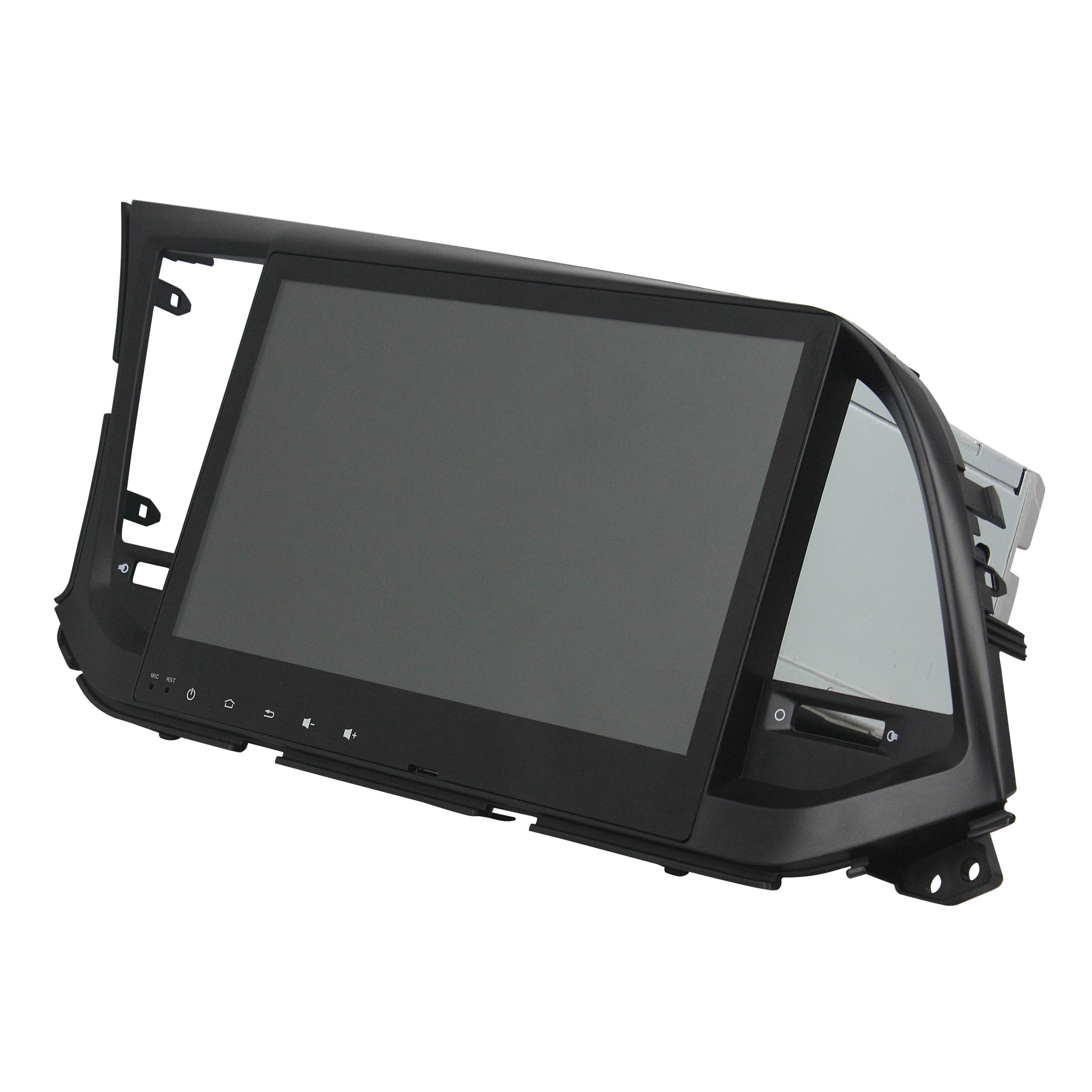 Deckless car DVD player for Elantra 2016