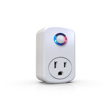 Single control dual output WIFI smart socket