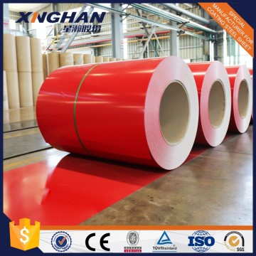 color coated steel coil RAL 8091