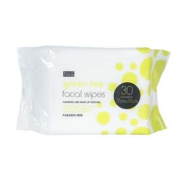 Non-Irritant Makeup Remover Cleaning Wet Wipe