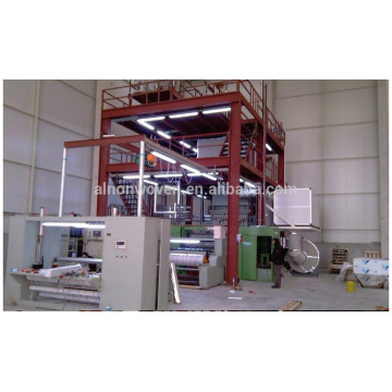 Nonwoven machine