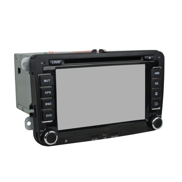 Autoradio gps double din for Golf Polo