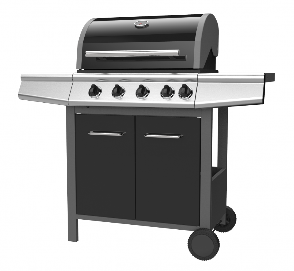 Outdoor Gas BBQ Grills