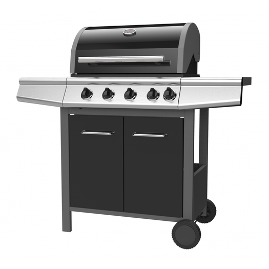 Four Burner Outdoor Gas BBQ
