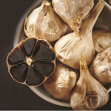 Nutritional Fermented Black Garlic Benefit