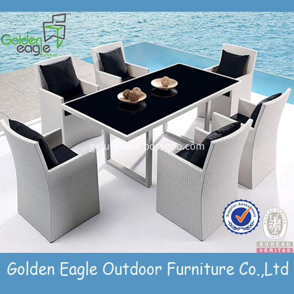 Aluminum outdoor garden furniture