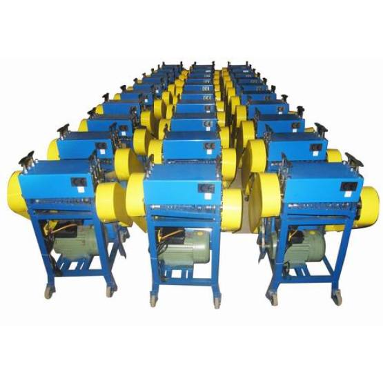 scrap copper cable stripping machine