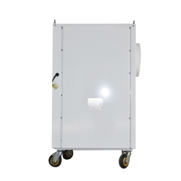 Mobile Medical Tent cooling system