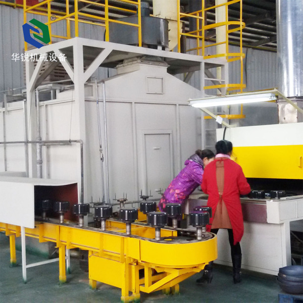 High Efficiency Automatic Non-stick Coating Production Line