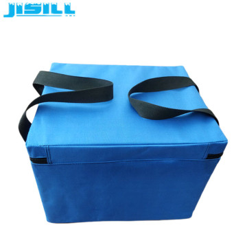 Portable 42L VPU foam blood vaccine cooler box