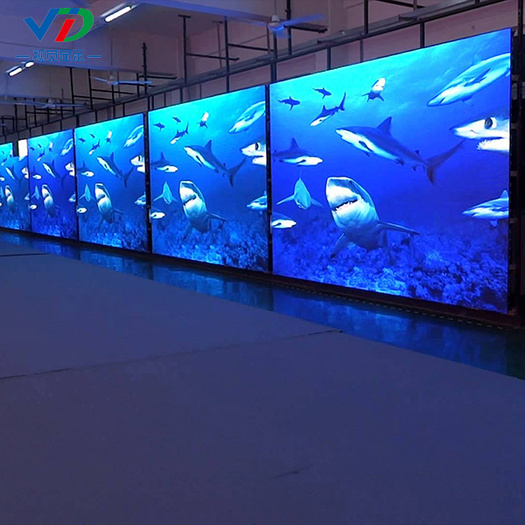 PH6.25 Indoor Movable LED Display 500x1000mm