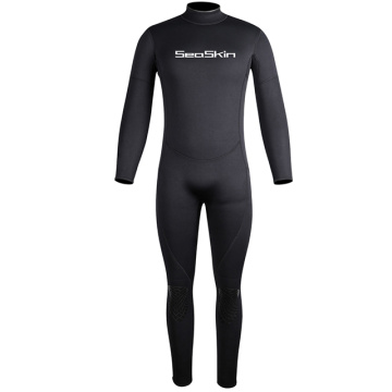 Seaskin Mens 3MM Full Body Wetsuits For Snorkeling