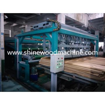 Energy-saving Veneer Dryer Machine