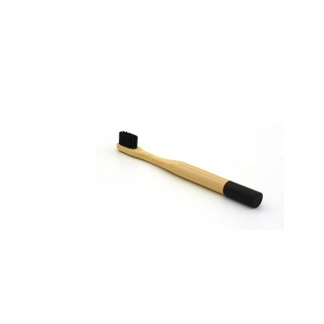 Soft Small Head Bamboo Charcoal Toothbrush