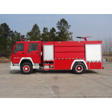 2019 New SINOTRUCK HOWO foam fire truck