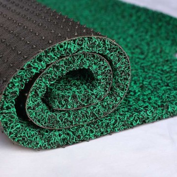 Protection auto floor coil car mat